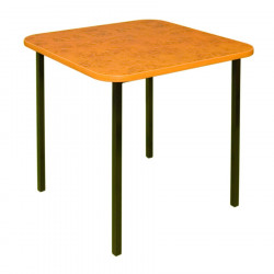 Стол СТ 5/2 со столешницей из ДСП, облицованная пластиком - интернет-магазин КленМаркет.ру