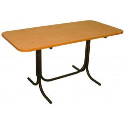 Стол СТ 6/1 со столешницей из ДСП, облицованная пластиком - интернет-магазин КленМаркет.ру