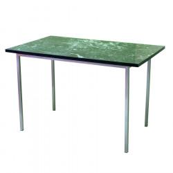 Стол СТ 6/2 со столешницей из ДСП, облицованная пластиком - интернет-магазин КленМаркет.ру
