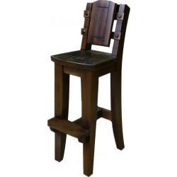 Стул барный Тор с жестким сиденьем - интернет-магазин КленМаркет.ру
