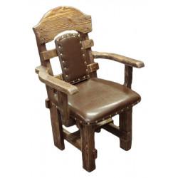 Стул-кресло Тор с мягким сиденьем - интернет-магазин КленМаркет.ру
