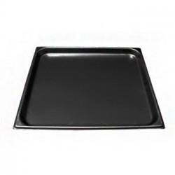 Противень 650х530 мм из черного металла (GN2/1) к плитам ПЭ и шкафам жарочным ШЖ-150 [819]  - интернет-магазин КленМаркет.ру