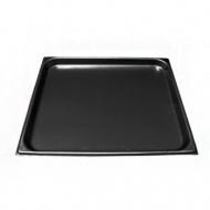 Противень 650х530 мм из черного металла (GN2/1) к плитам ПЭ и шкафам жарочным ШЖ-150 [819]