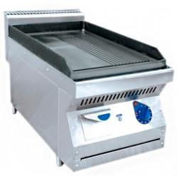 Жарочная поверхность (аппарат контактной обработки) ABAT АКО-40Н гладкая/рифленая (серия 700) - интернет-магазин КленМаркет.ру