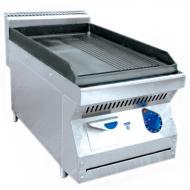 Жарочная поверхность (аппарат контактной обработки) ABAT АКО-40Н гладкая/рифленая (серия 700)