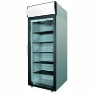 Шкаф холодильный POLAIR ШХ-0,5 ДС (DM105-G) (нержавеющая сталь)