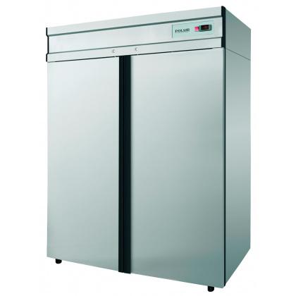 Шкаф холодильный POLAIR ШХ-1,0 (CM110-G) (нержавеющая сталь) - интернет-магазин КленМаркет.ру