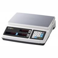 Весы торговые CAS PR-30 B (LCD, II)