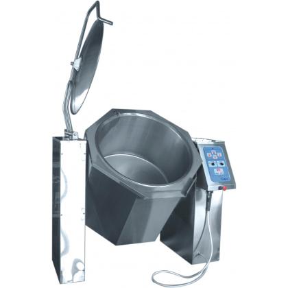 Котел пищеварочный ABAT КПЭМ-60 О опрокидываемый с автоматическим приводом - интернет-магазин КленМаркет.ру