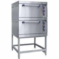 Шкаф жарочный ABAT ШЖЭ-2К-2/1 двухсекционный