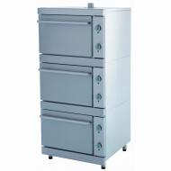 Шкаф жарочный ATESY ЭШВ-3 трехсекционный