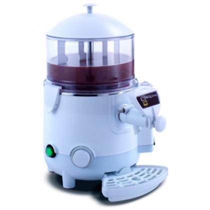 Аппарат для приготовления горячего шоколада STARFOOD 10L (белый) - интернет-магазин КленМаркет.ру