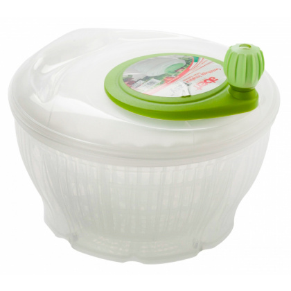 Центрифуга для салата Abert 240 мм зеленая [43524] - интернет-магазин КленМаркет.ру