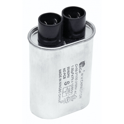 Конденсатор C03 (h.v. capacitor) для печи СВЧ CONVITO D90D23SL-YR - интернет-магазин КленМаркет.ру