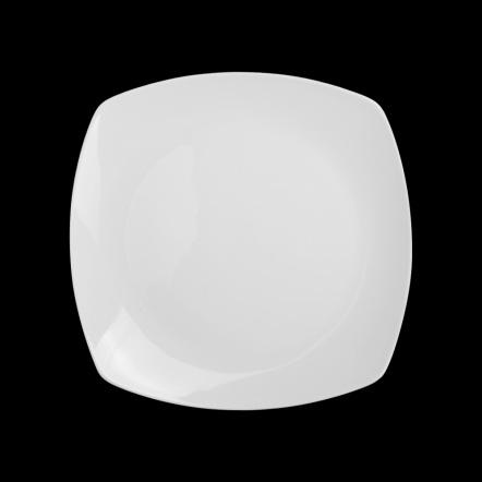 Тарелка квадратная «Chan Wave» 230 мм