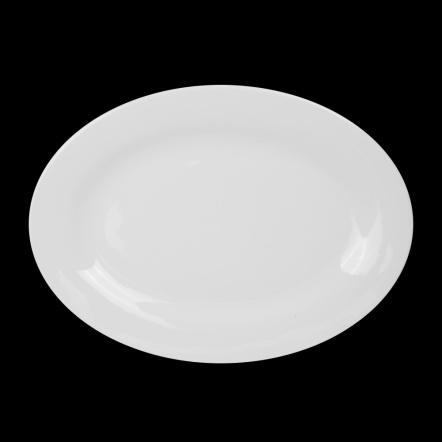 Блюдо овальное «Chan Wave» 400 мм