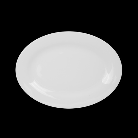Блюдо овальное «Chan Wave» 300 мм