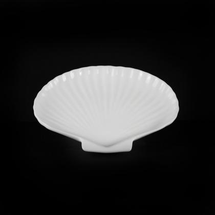 Блюдо раковина «Chan Wave» 200 мм - интернет-магазин КленМаркет.ру