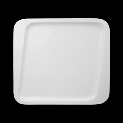 Тарелка мелкая квадратная «Sam&Squito» 300 мм - интернет-магазин КленМаркет.ру