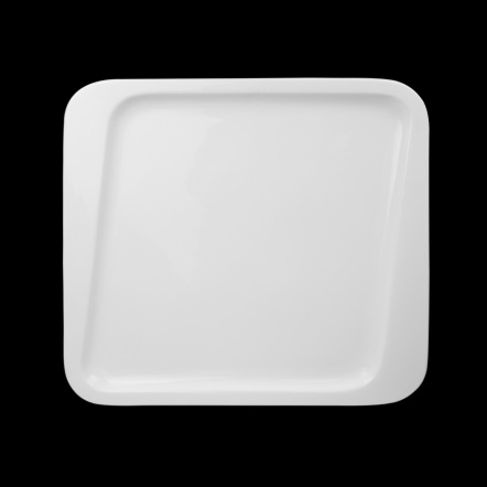 Тарелка мелкая квадратная «Sam&Squito» 250 мм