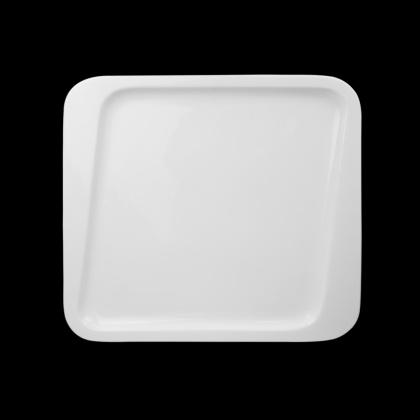 Тарелка мелкая квадратная «Sam&Squito» 200 мм - интернет-магазин КленМаркет.ру