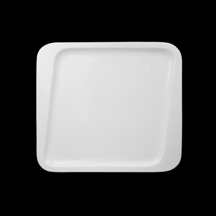 Тарелка мелкая квадратная «Sam&Squito» 175 мм
