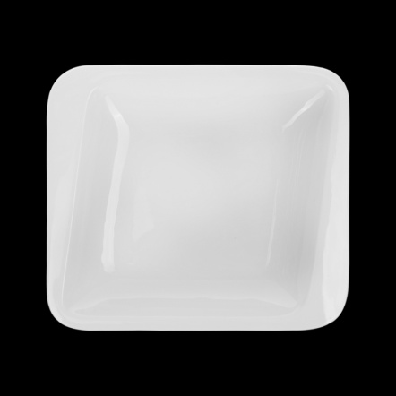 Тарелка глубокая квадратная «Sam&Squito» 200 мм