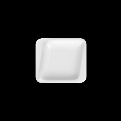 Салатник мелкий квадратный «Sam&Squito» 90 мм - интернет-магазин КленМаркет.ру