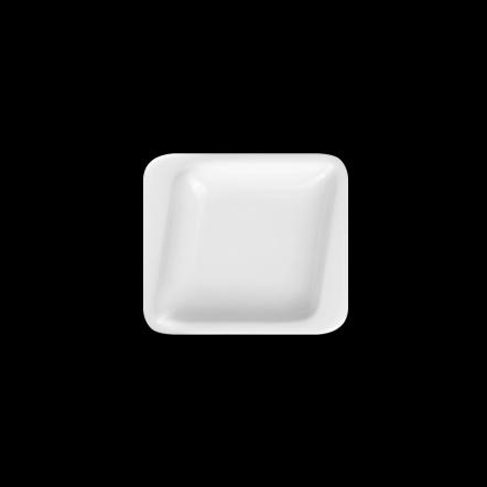 Салатник мелкий квадратный «Sam&Squito» 90 мм