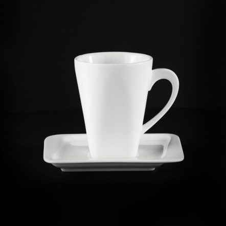 Чайная пара квадратная «Sam&Squito» 220 мл