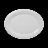 Блюдо с полями «Sam&Squito» 350х280 мм