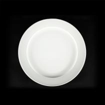 Тарелка мелкая с утолщенным краем «CaBaRe» 225 мм