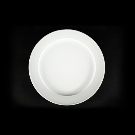 Тарелка мелкая с утолщенным краем «CaBaRe» 175 мм