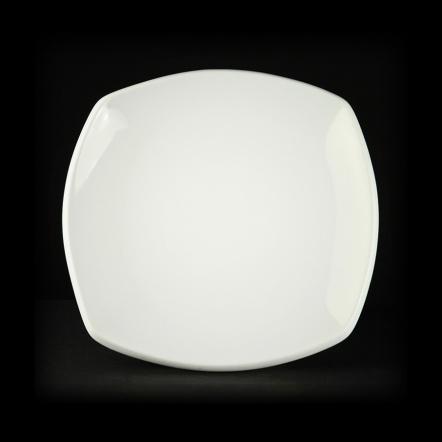 Тарелка мелкая квадратная «CaBaRe» 250 мм