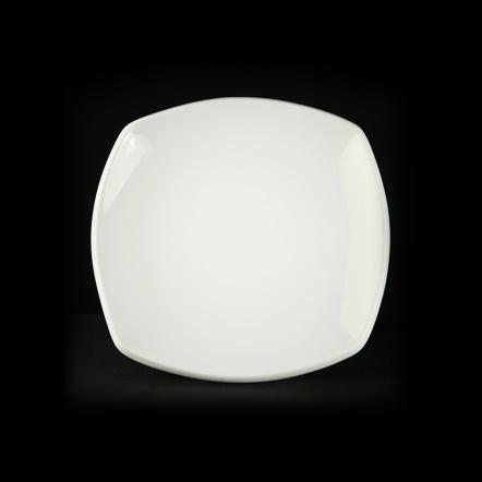 Тарелка мелкая квадратная «CaBaRe» 175 мм