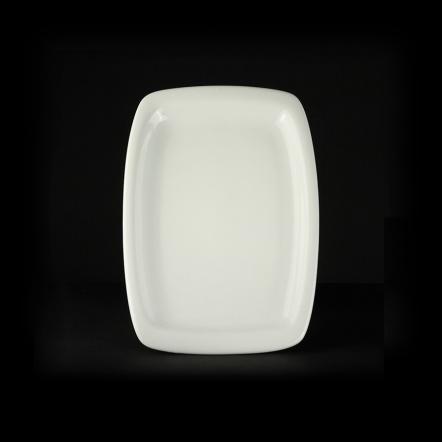 Блюдо прямоугольное «CaBaRe» 195х120 мм