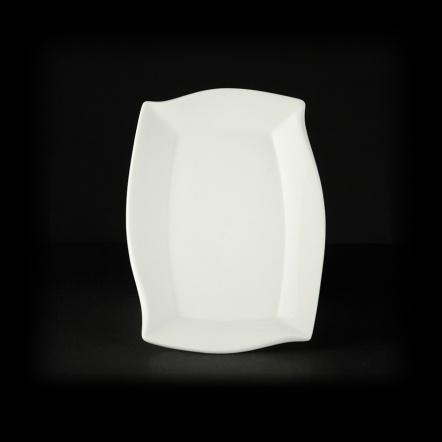 Блюдо прямоугольное Волна «CaBaRe» 175х115 мм