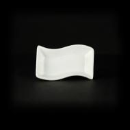 Салатник-пазл мелкий «Волна» «CaBaRe» 100х72 мм
