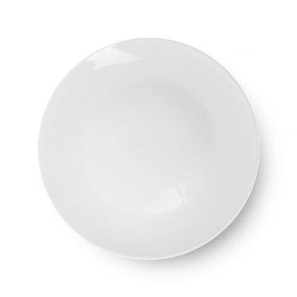 Тарелка мелкая круглая без бортов «Collage» 263 мм - интернет-магазин КленМаркет.ру