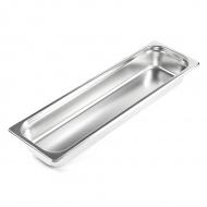 Гастроемкость Luxstahl из нержавеющей стали GN 2/4 530х162х65 мм