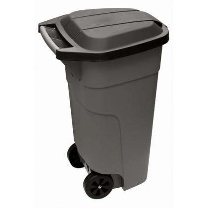 Контейнер для пищевых отходов на колесах 110 л [РТ9957] - интернет-магазин КленМаркет.ру