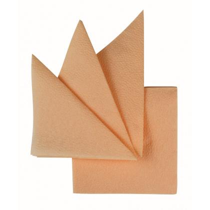 Салфетки бумажные персик 240х240 мм 400 шт - интернет-магазин КленМаркет.ру