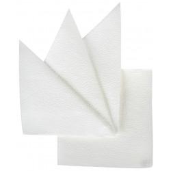 Салфетки бумажные белые 240х240 мм 100 шт - интернет-магазин КленМаркет.ру