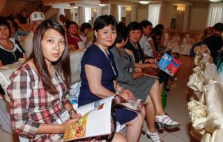 Отчет о семинаре Обучающего центра «КЛЕН» в Бишкеке 30.05.2014