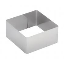 Форма для выпечки/выкладки гарнира или салата «Квадрат» 100х100 мм