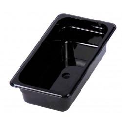 Гастроемкость из поликарбоната GN 1/3 327х176х100 мм черная [JW-P134B] - интернет-магазин КленМаркет.ру