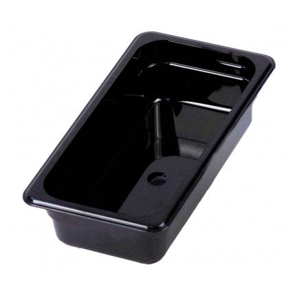 Гастроемкость из поликарбоната GN 1/3 327х176х65 мм черная [JW-P132B] - интернет-магазин КленМаркет.ру