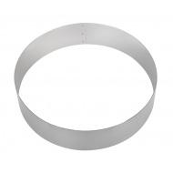 Форма для торта круглая 200 мм, нержавеющая сталь