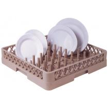 Кассета посудомоечная для тарелок 500х500х100 мм [JW-64В]
