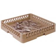 Кассета посудомоечная для столовых приборов 500х500х100 мм [JW-C]